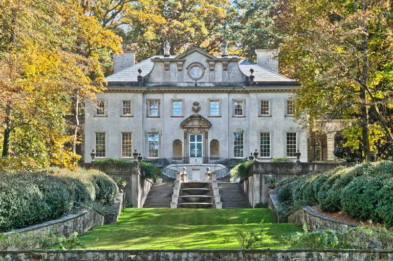 The Swan House, Atlanta GA
